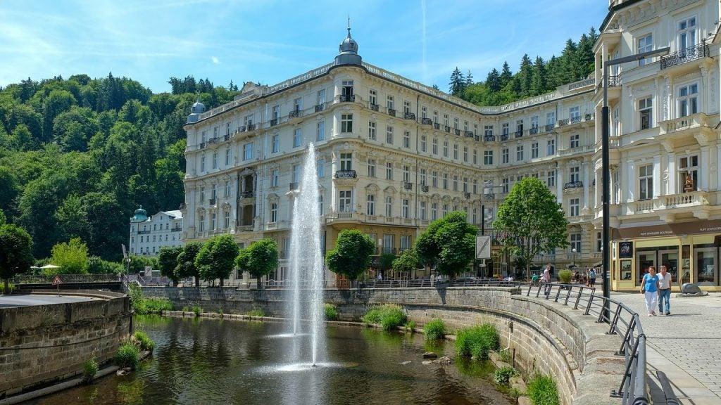 Karlovy Vary - blog Opodo