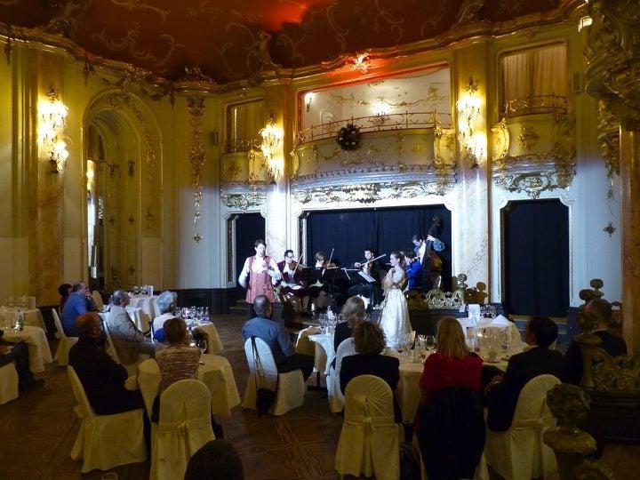 Musique classique Prague - blog Opodo