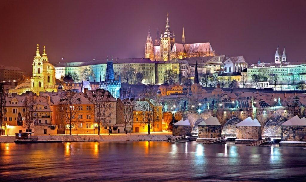 Prague en hiver - blog Opodo