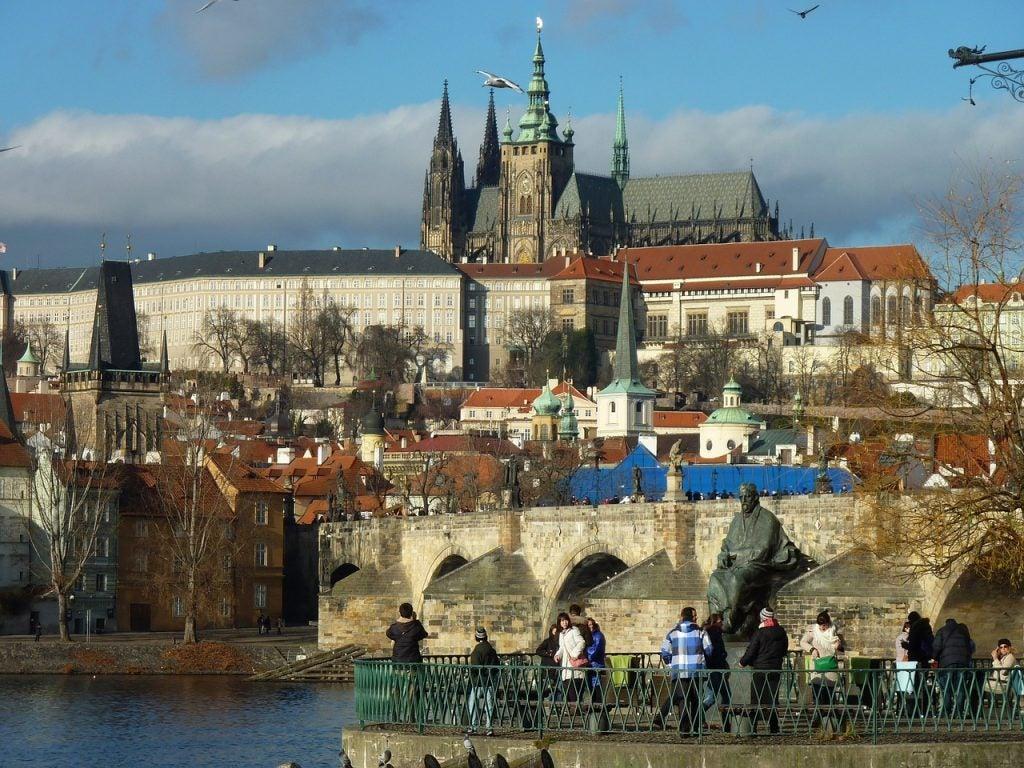 Château de Prague - blog Opodo