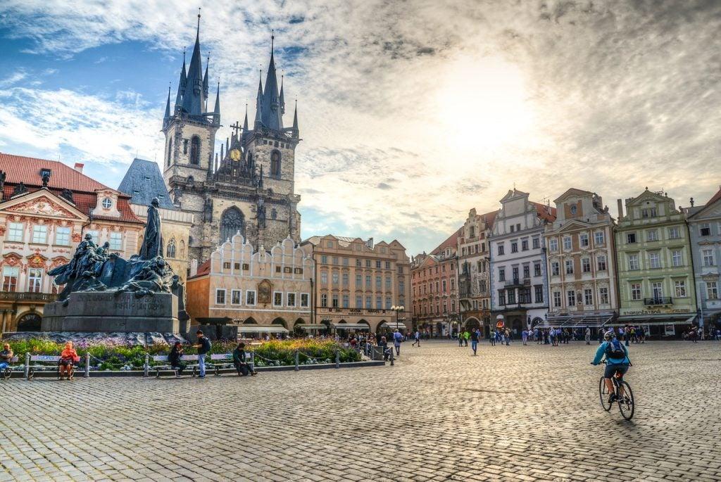 Staré Město Prague - blog Opodo