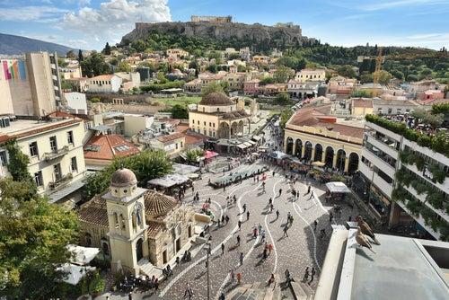 Athènes- Blog Opodo