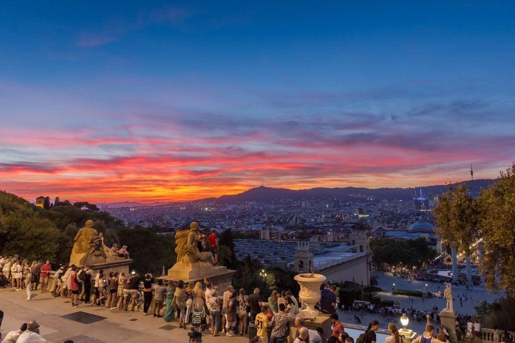 barcelone de nuit - blog Opodo
