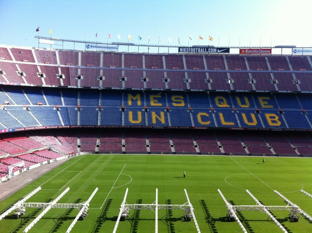 Camp Nou - blog Opodo