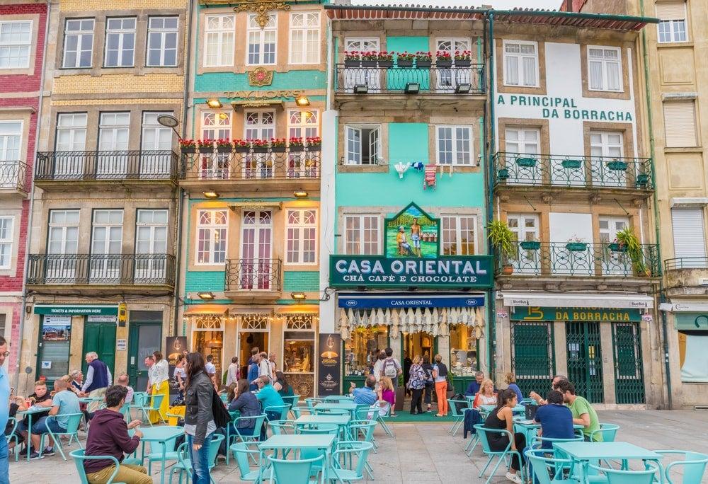 restaurant porto - blog opodo