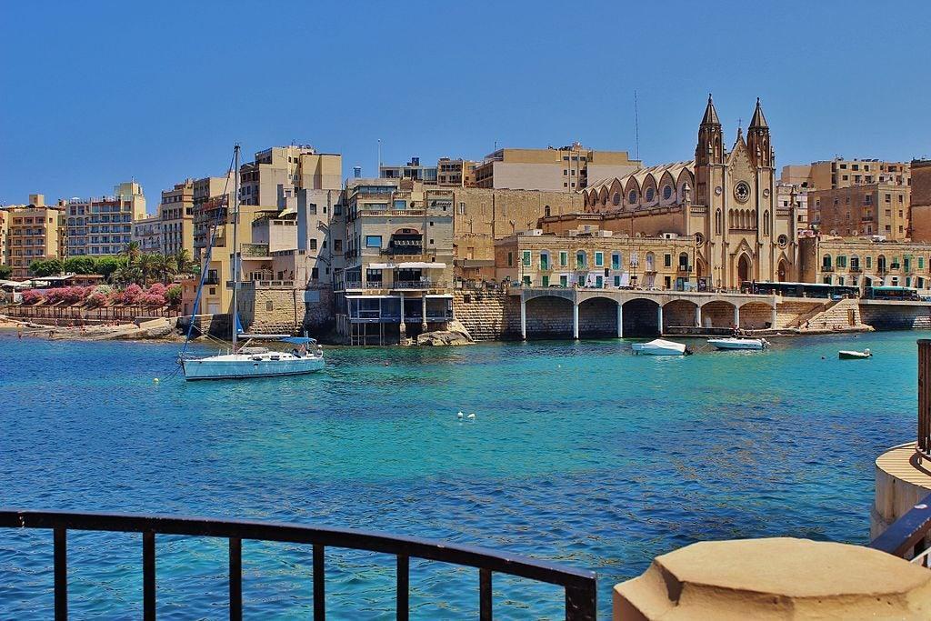 Saint-Julian's Malte Opodo