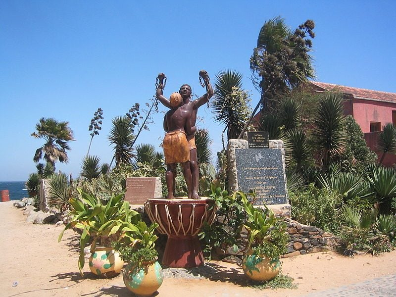 île de gorée Sénégal - blog Opodo