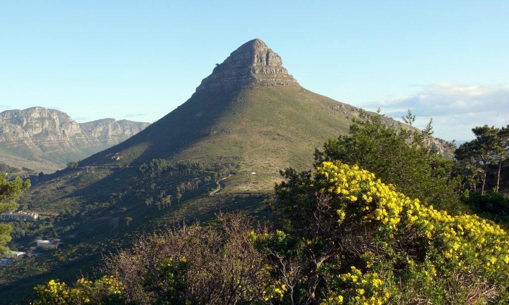 Lion's Head Afrique du Sud Opodo