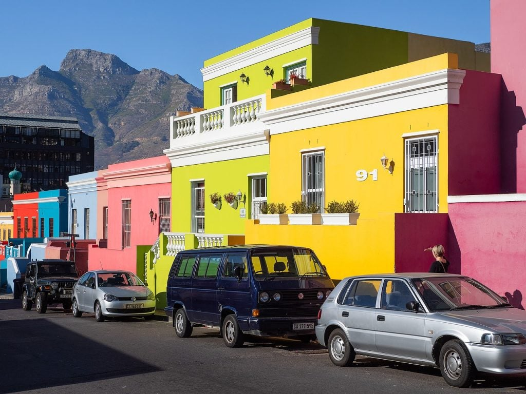 Bo Kaap Afrique du Sud Opodo