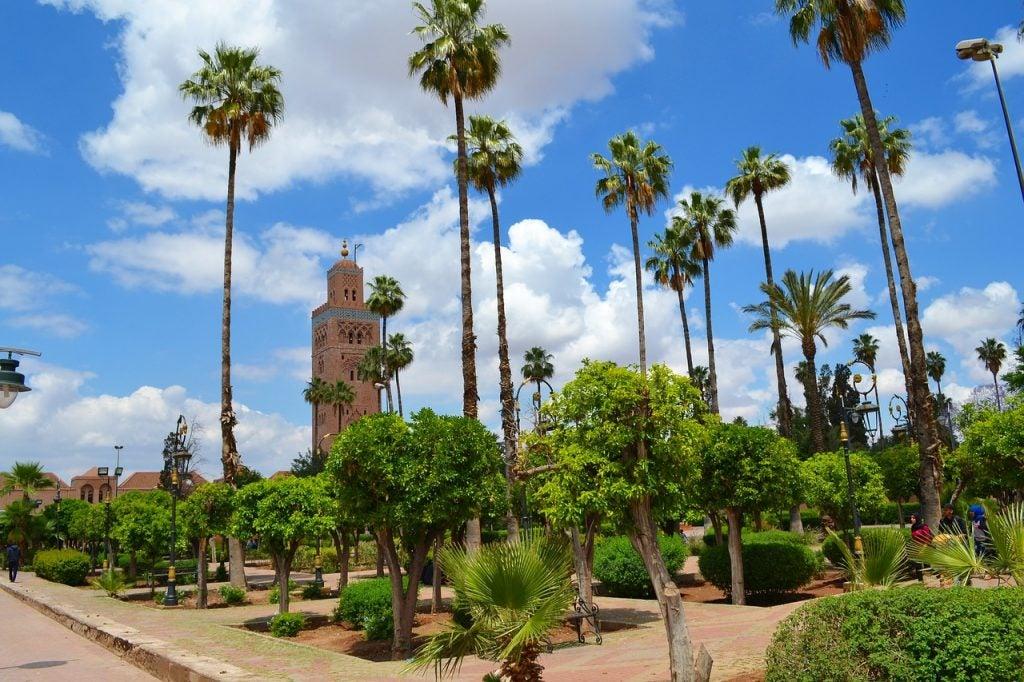 koutoubia Marrakech Opodo