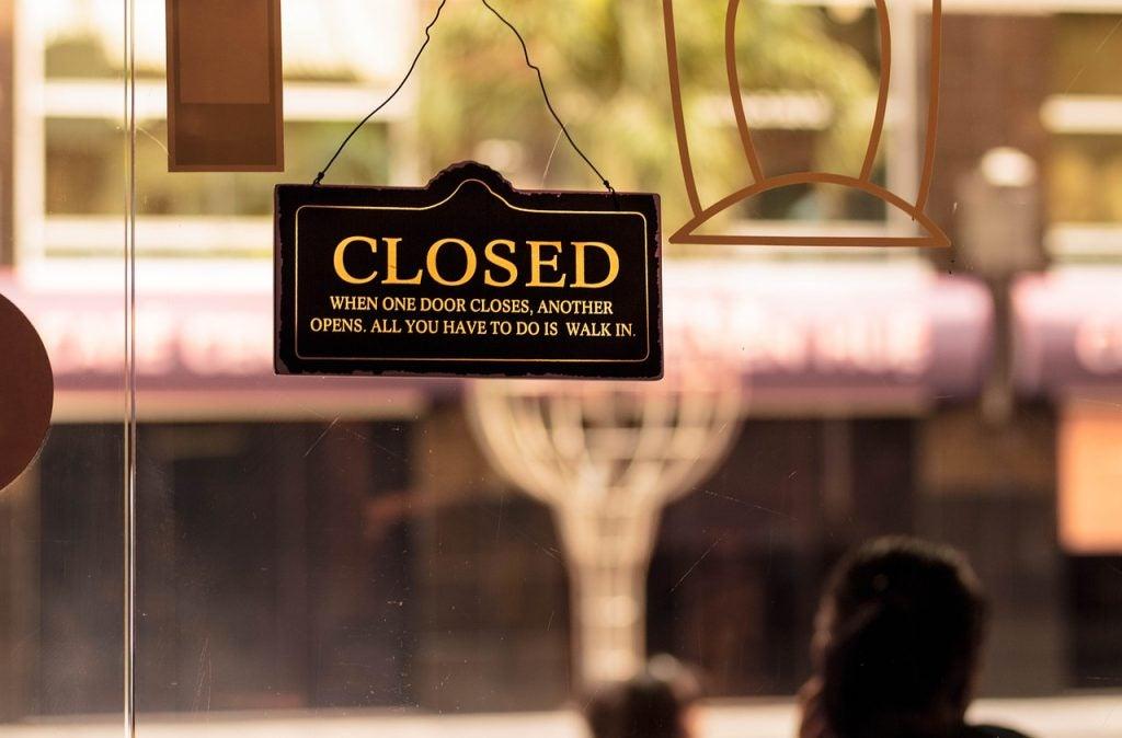 porte fermée Opodo