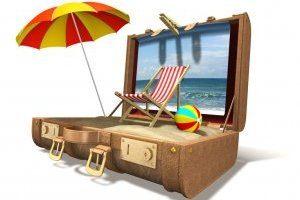 Et vous, vous oubliez quoi en vacances ?