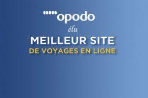 Prix Favor'i 2012 : Opodo.fr est élu « Meilleur Site de Voyage » pour la deuxième année consécutive