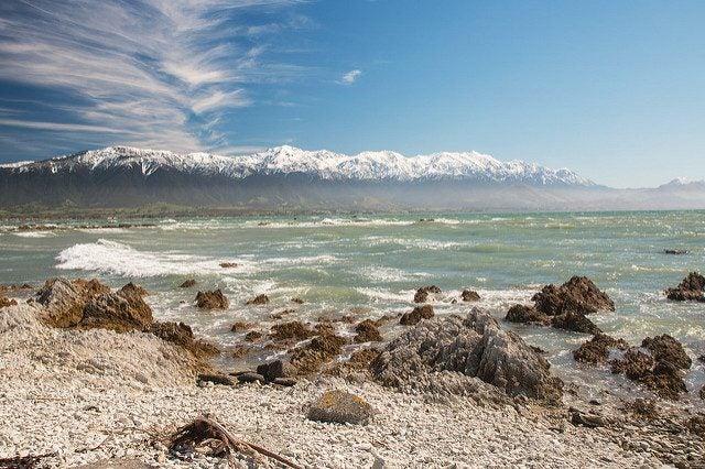 Kaikoura Nouvelle Zélande