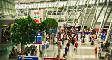 Les 5 plus beaux terminaux d'aéroport du monde