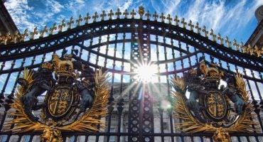 Les résidences royales de l'Angleterre