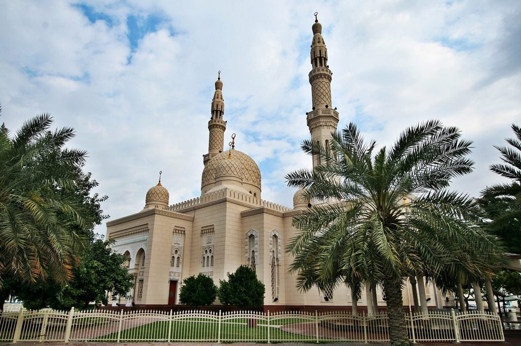 Mosquée Jumeirah - blog Opodo