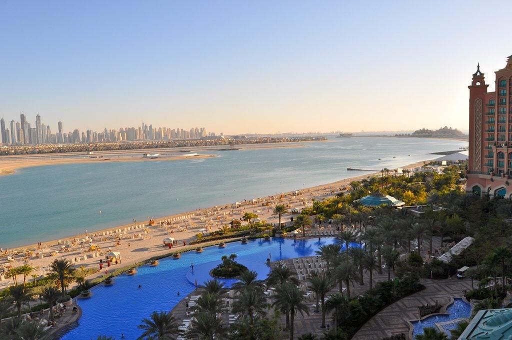 Plage Dubai