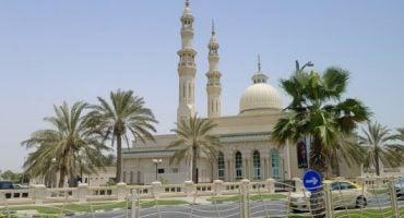 Le temps d'une courte escale à Dubaï