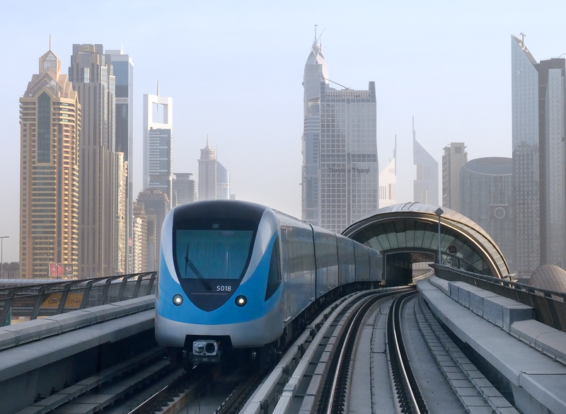 metro dubai - blog Opodo