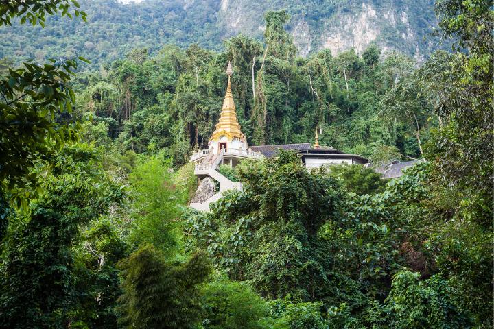 Wat Tham Pha Plong - Temple - Thaïlande
