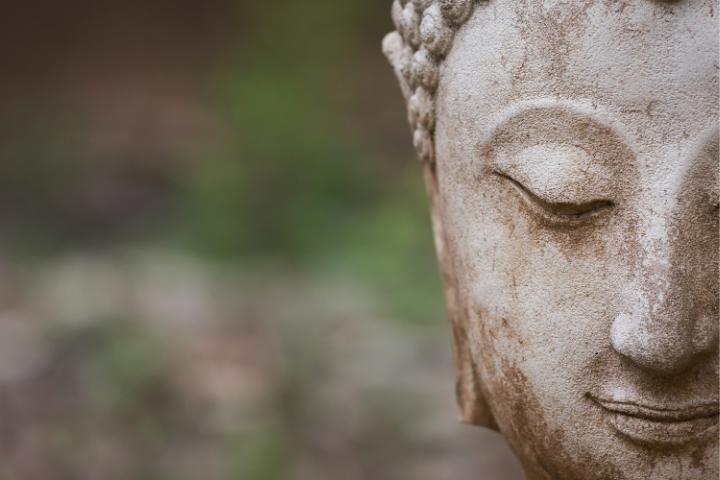 Statue de Buddha - Thaïlande
