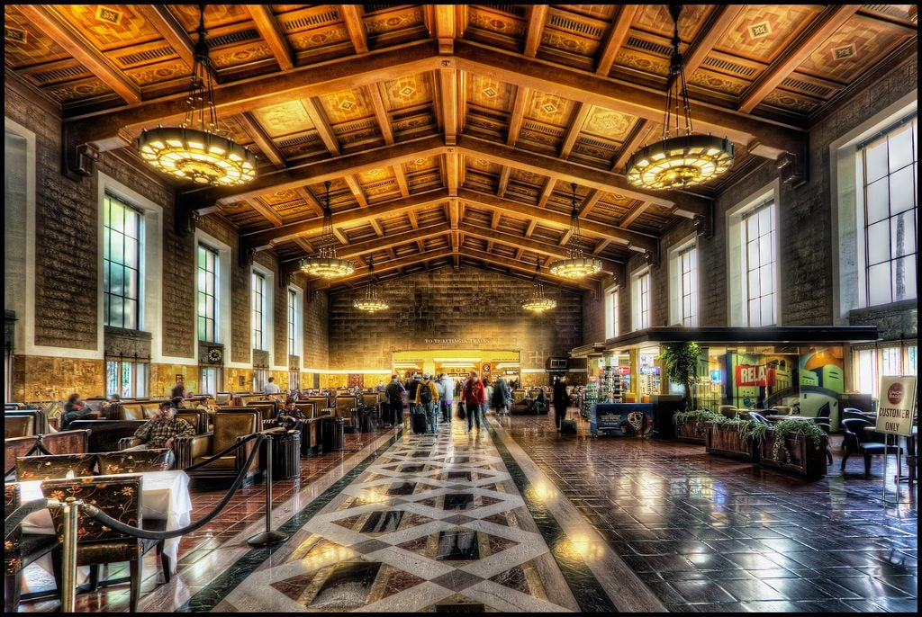 Los Angeles Union Station - blog Opodo