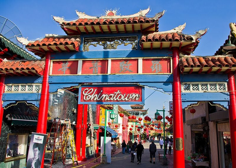 chinatown Los Angeles - blog Opodo