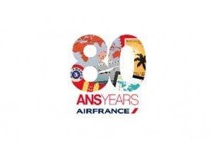 Air France fęte ses 80 ans avec des vols spéciaux!
