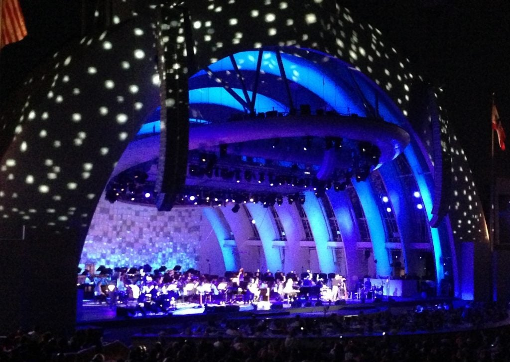 Hollywood Bowl - blog Opodo
