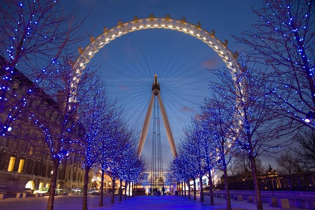 londres grande roue - blog Opodo