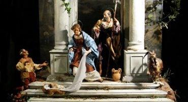 Spécial Magie de Nöel en Europe  : Naples