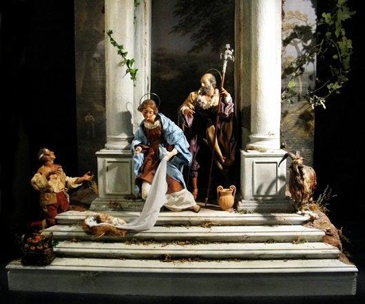 Les crèches de Noël 2015 Creche_napolitaine-dcf45
