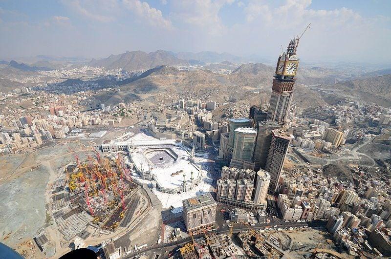 Abraj Al Bait Towers - blog Opodo