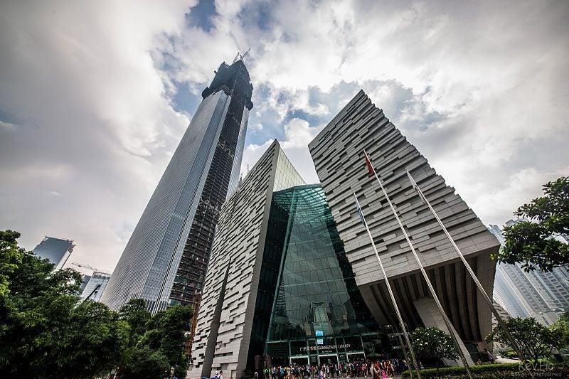 Chow Tai Fook Center - blog Opodo