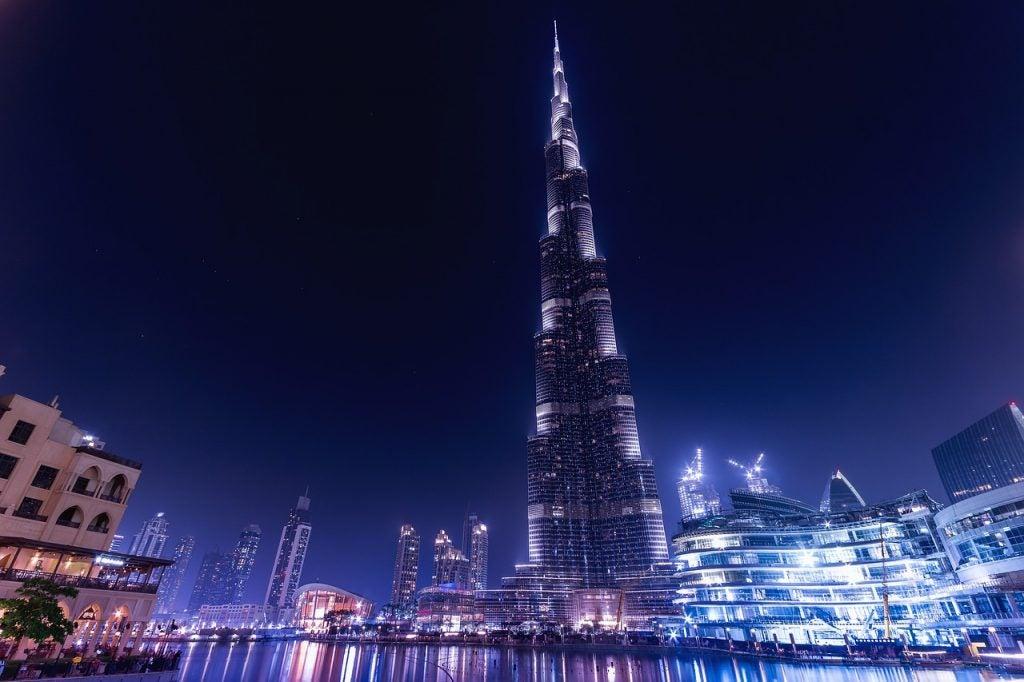 Burj Khalifa Dubai - blog Opodo