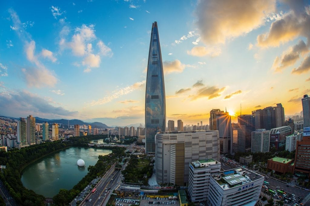 Lotte World Tower - blog Opodo