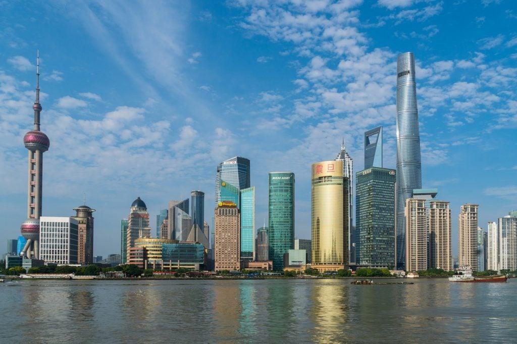 Shanghai Tower - blog Opodo