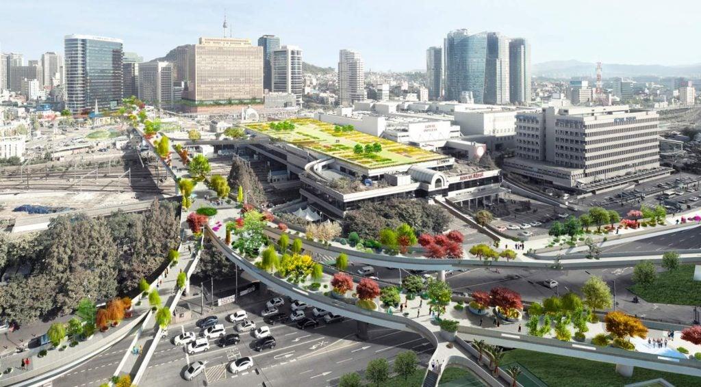 skygarden Séoul - blog opodo