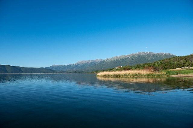 Lac Prespa Macédoine Opodo