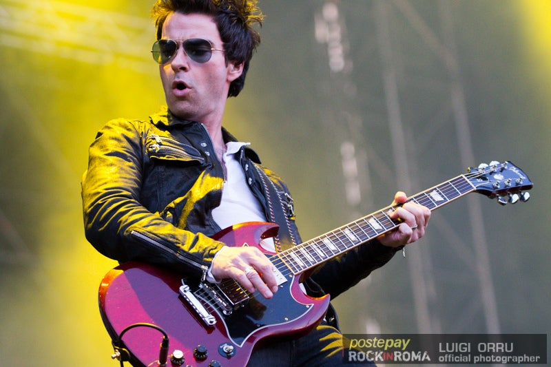 stereophonics au festival Rock in Roma