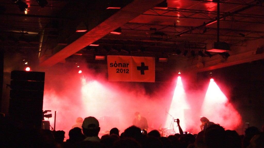 Festival Sonar Barcelone