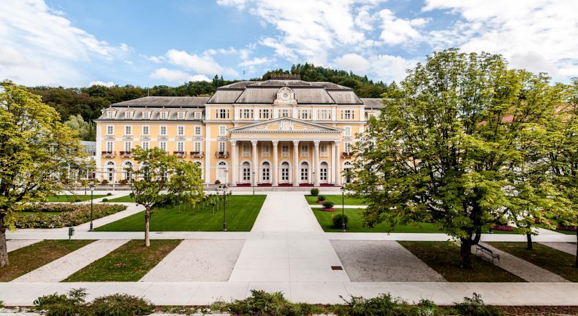 Le Grand Hotel Rogaska - blog Opodo