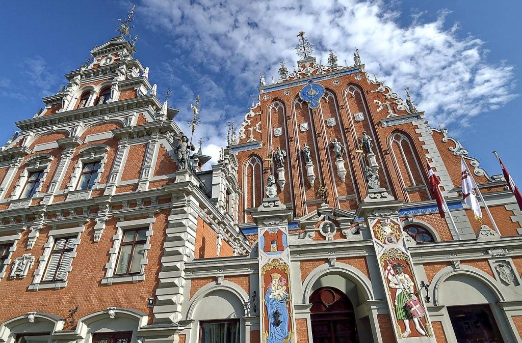 Riga, Lettonie - Opodo