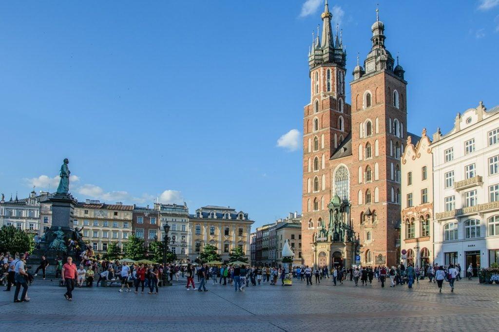 Cracovie, Pologne - Opodo