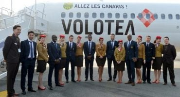 VOLOTEA, compagnie officielle des supporters du FC Nantes