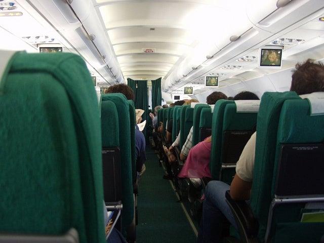 Alitalia avion