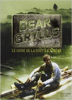Guide de survie Bear Grylls, www.fnac.com