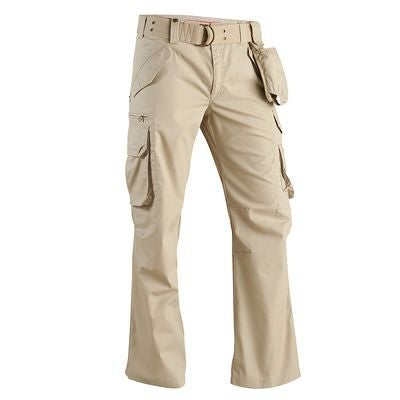 Pantalon Arpenaz 500 beige, www.decathlon.fr/
