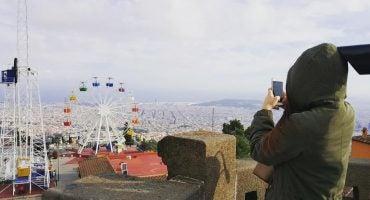 Barcelone vue à travers les filtres d'Instagram